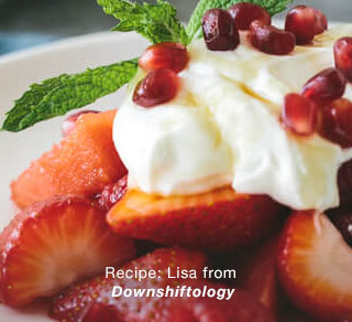 Recipe: Lisa from Downshiftology